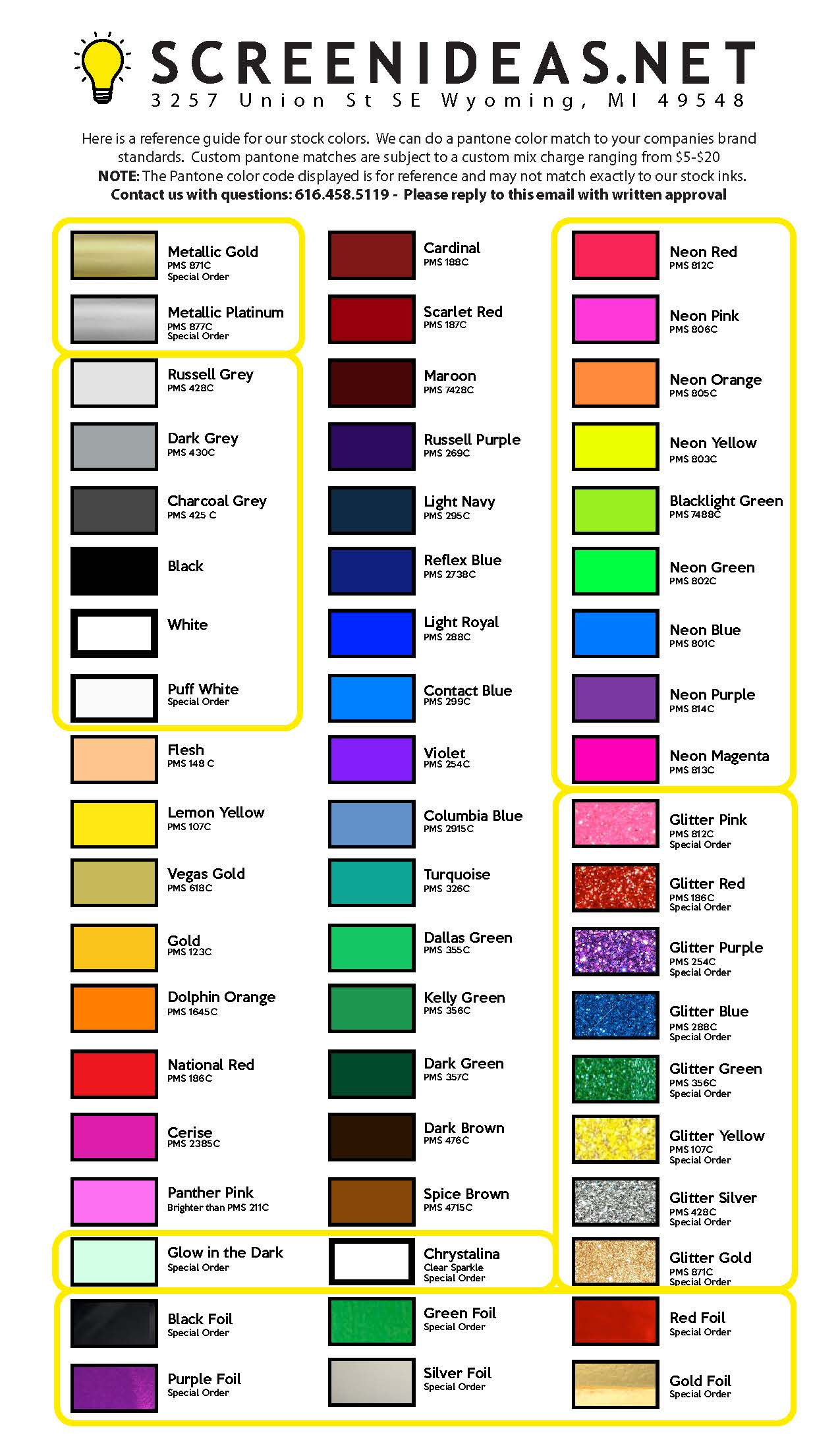 Witty image throughout printable colors